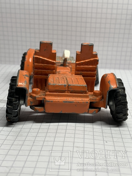 Dinky Toys Lunar Roving Vehicle Made in England, фото №4
