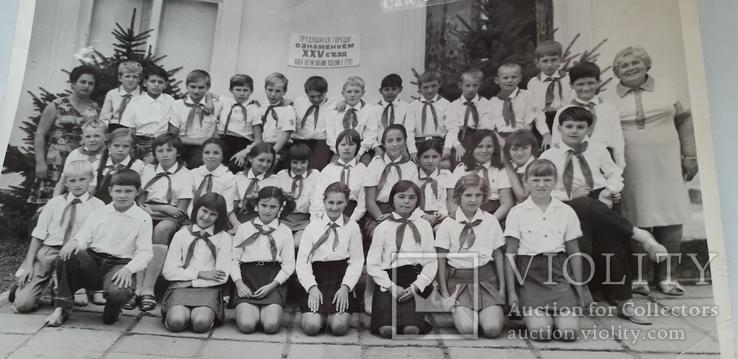 "Фотография ""Пионеры"" (24*18), фото №5"