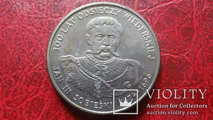 50  злотых  1983  Польша   ($7.3.14)~, фото №2