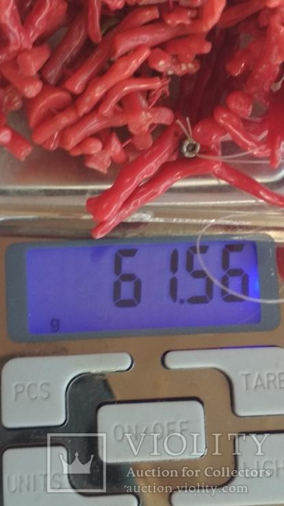 Коралл 61 грамм, фото №3