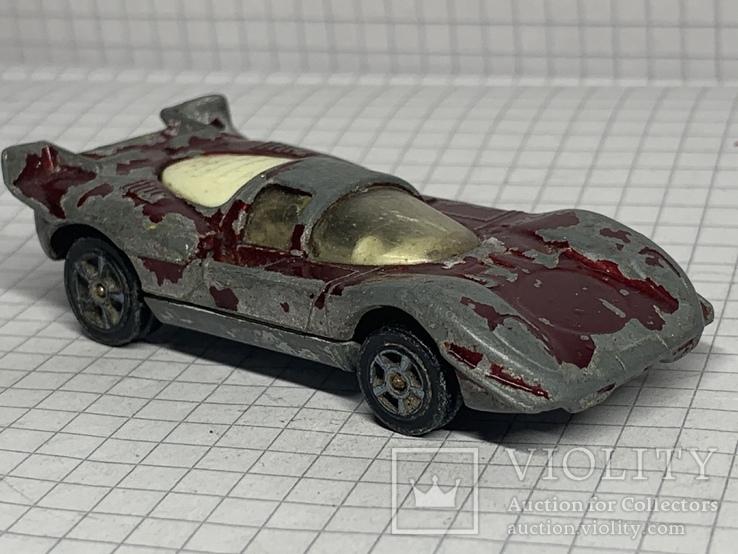 CORGI Ferrari 512S Made in Gt Britain, фото №2
