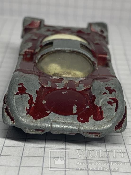 CORGI Ferrari 512S Made in Gt Britain, фото №9