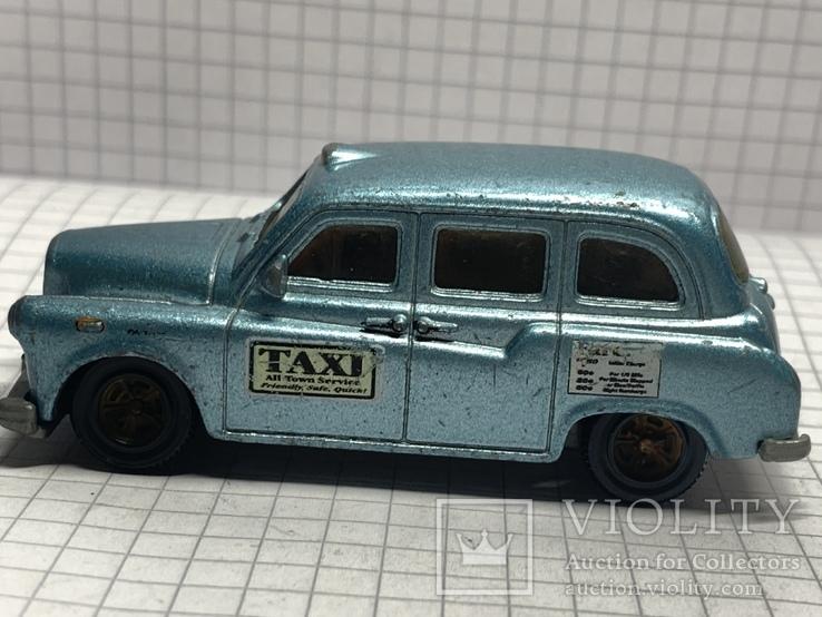 2004 Mattel Inc 1:63   London Taxi, фото №3