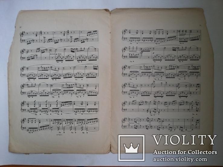 Бетховен Сонаты для фортепиано 1930 тираж 300, фото №9