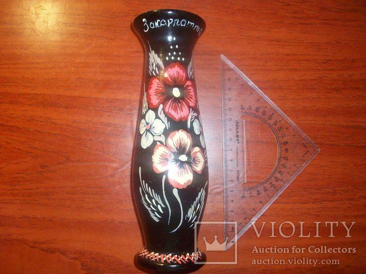 Декоративная ваза СССР № 4, фото №2