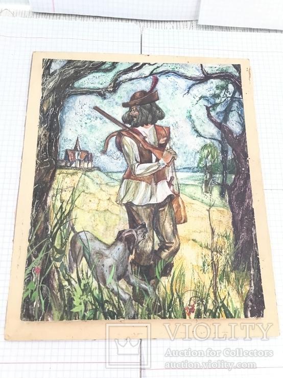 Жанрові цена охота і рибалка., фото №2