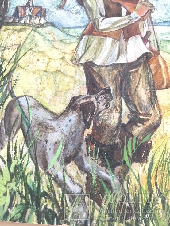 Жанрові цена охота і рибалка., фото №5
