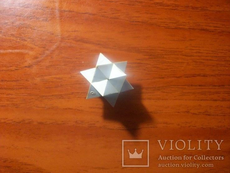 Головоломка кристалл СССР, фото №2