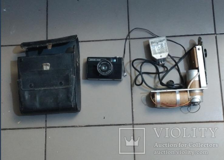 Вспышка ссср и фотоаппарат, фото №2