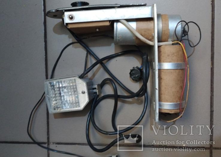 Вспышка ссср и фотоаппарат, фото №3