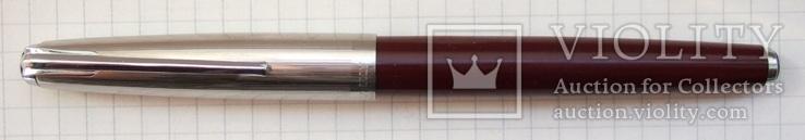 """Китайская перьевая ручка """"Lily-715"""". Пишет очень мягко, тонко и насыщенно., фото №3"""