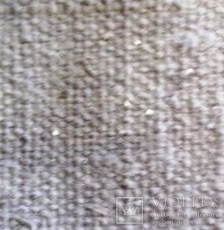 Свята Варвара /картина 18 ст/темпера/домоткане полотно. Подiлля, фото №6