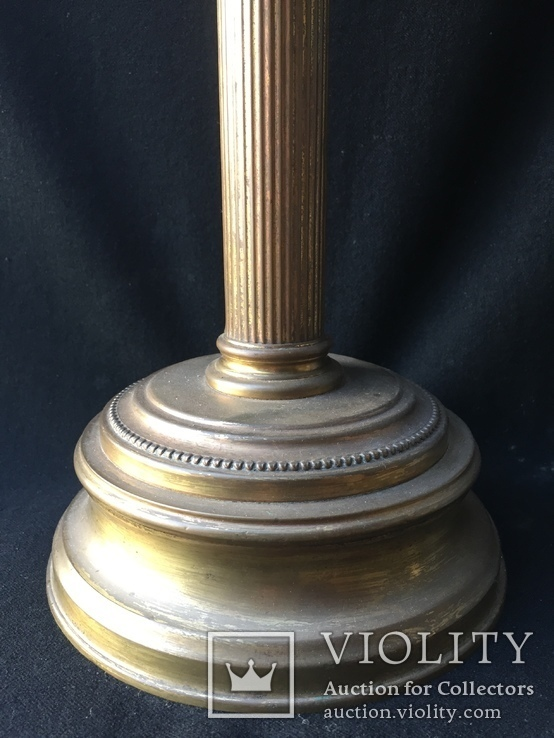 Керосиновая лампа , нач.20го века, Англия, фото №8