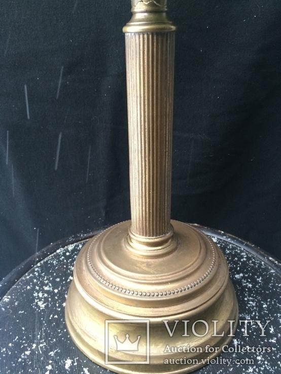 Керосиновая лампа , нач.20го века, Англия, фото №12