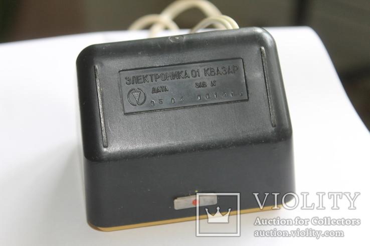 Часы Электроника 01 Квазар из СССР, фото №9