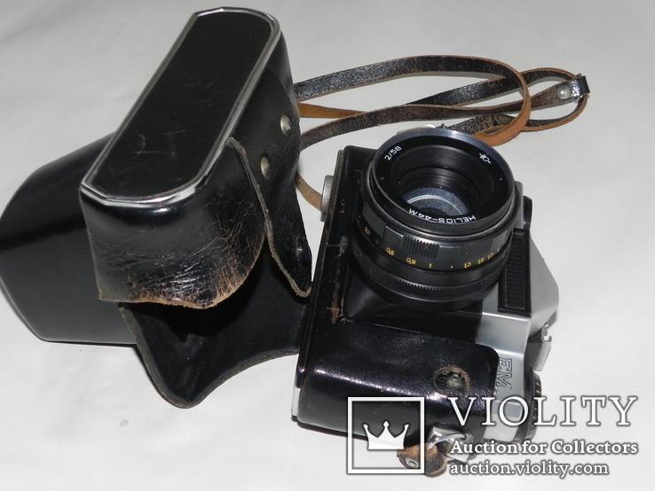 Зенит ЕМ с гелиос-44М, фото №12