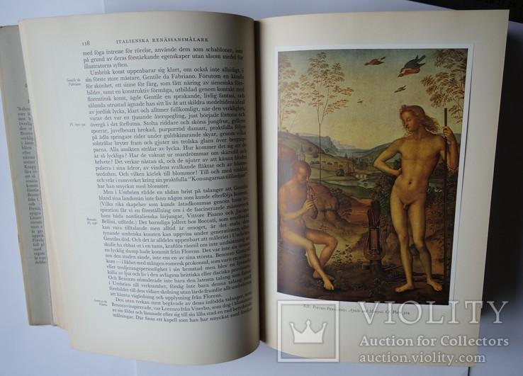 BERENSON Італійські художники епохи Відродження шведська мова, фото №6