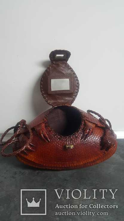 Винтажная сумка, фото №3