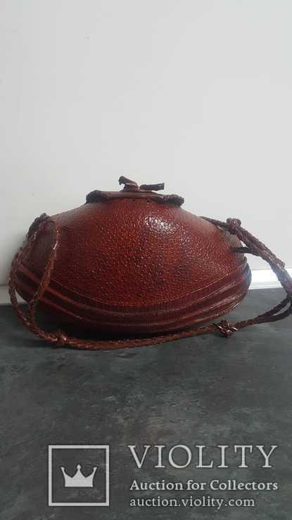 Винтажная сумка, фото №4