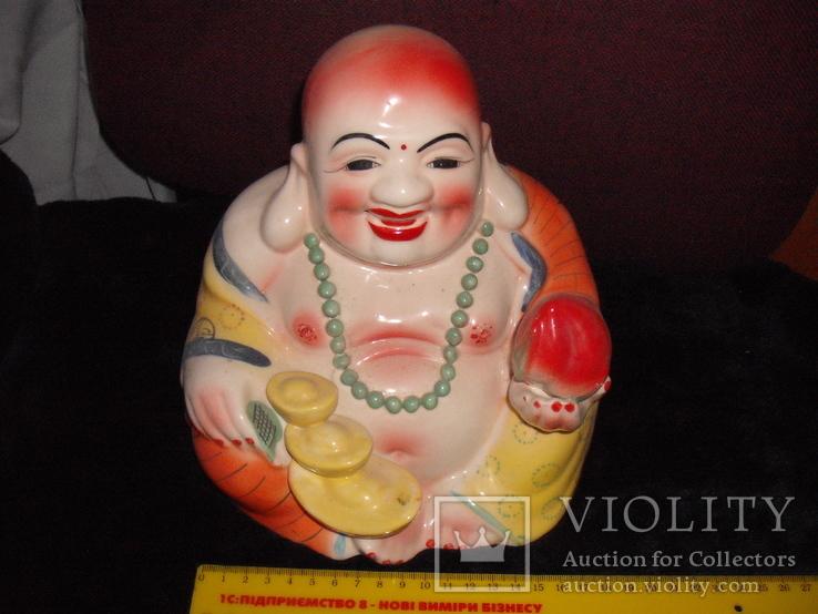 Будда фарфор, фото №2