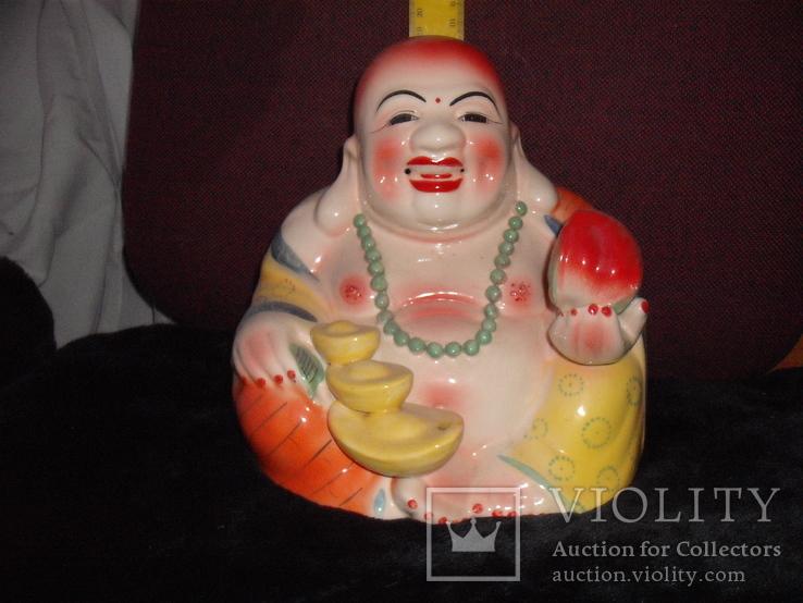 Будда фарфор, фото №3