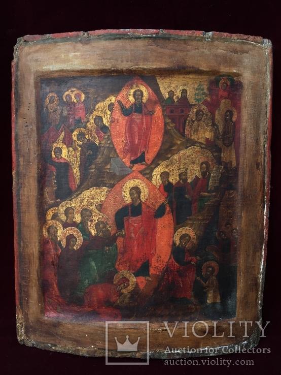 Икона Сошествие во ад, фото №2