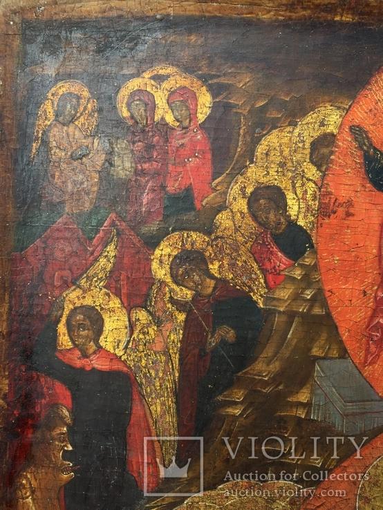 Икона Сошествие во ад, фото №3