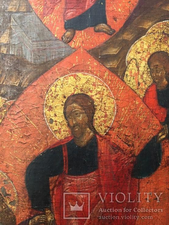 Икона Сошествие во ад, фото №8