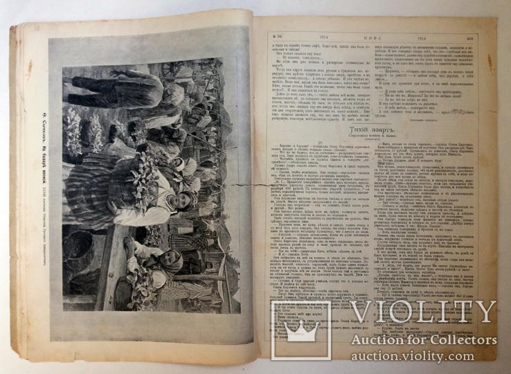 Журнал Нива № 24 1914 г, фото №7