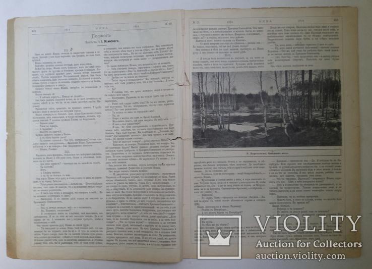 Журнал Нива №22 1914, фото №4