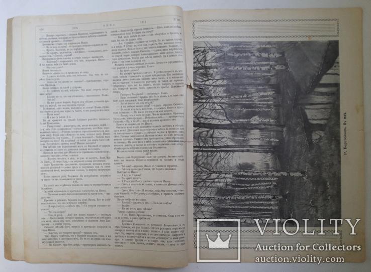 Журнал Нива №22 1914, фото №5