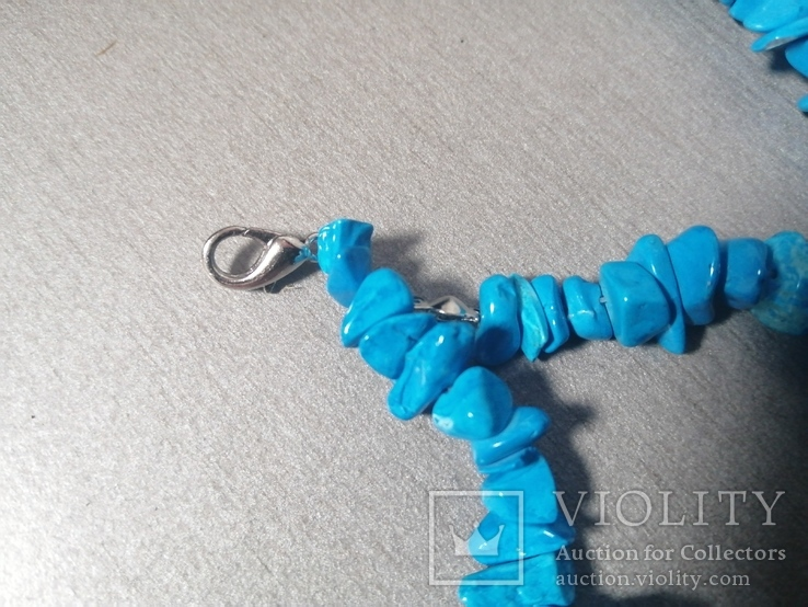 Бусы и браслет, фото №4