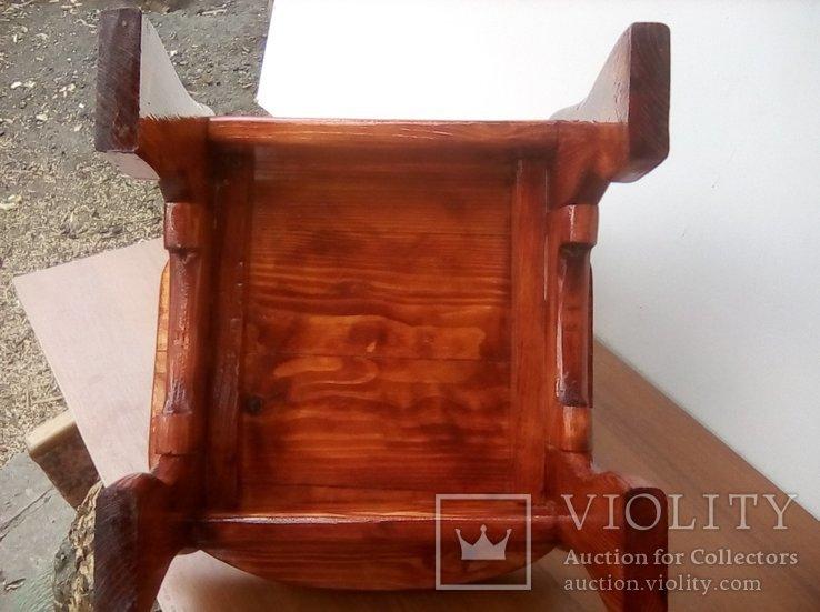 Авторский детский стульчик, фото №8