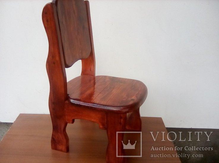 Авторский детский стульчик, фото №10