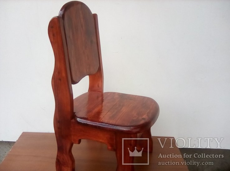 Авторский детский стульчик, фото №11