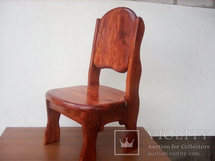 Авторский детский стульчик, фото №12