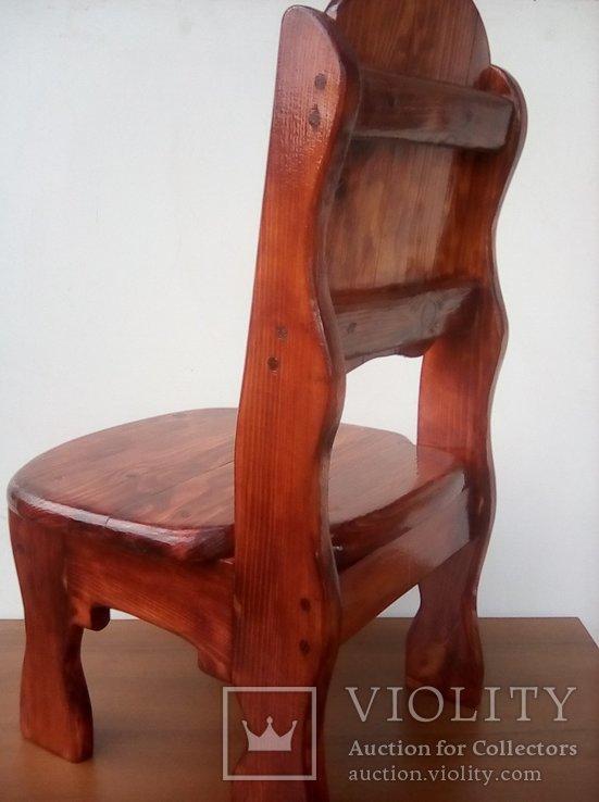 Авторский детский стульчик, фото №13