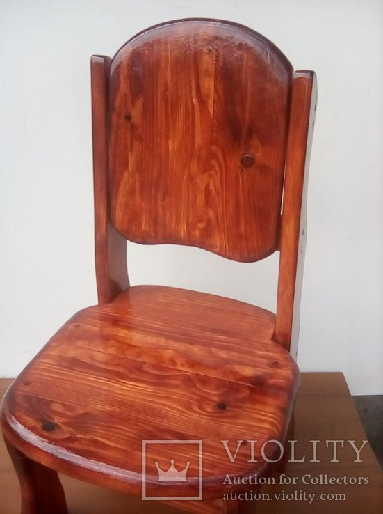 Авторский детский стульчик, фото №2