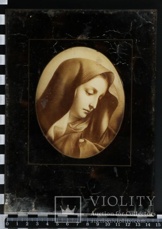 15.3. Дева Мария (Печать на стекле), фото №2