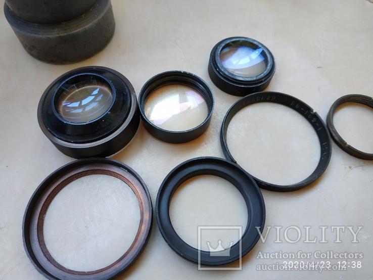 Запчасти объектив Ленкинап ро-109-1, фото №2