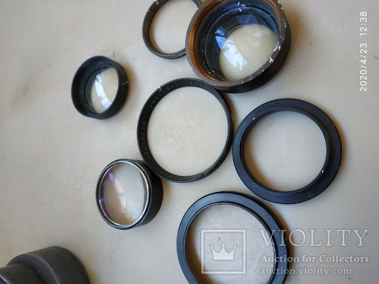 Запчасти объектив Ленкинап ро-109-1, фото №3