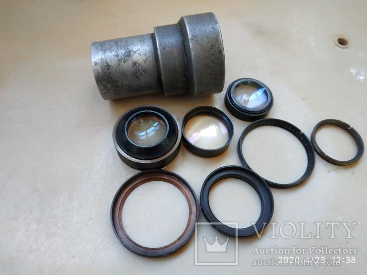 Запчасти объектив Ленкинап ро-109-1, фото №4