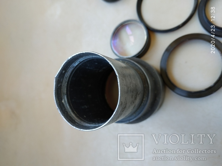 Запчасти объектив Ленкинап ро-109-1, фото №5
