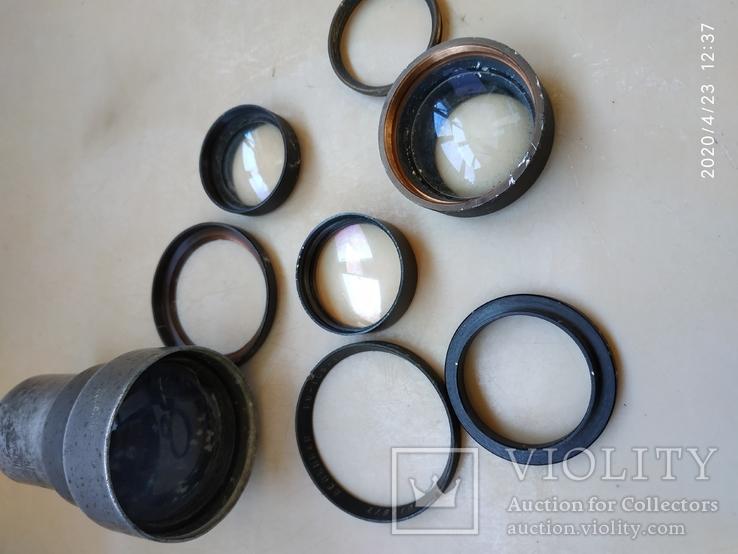 Запчасти объектив Ленкинап ро-109-1, фото №7