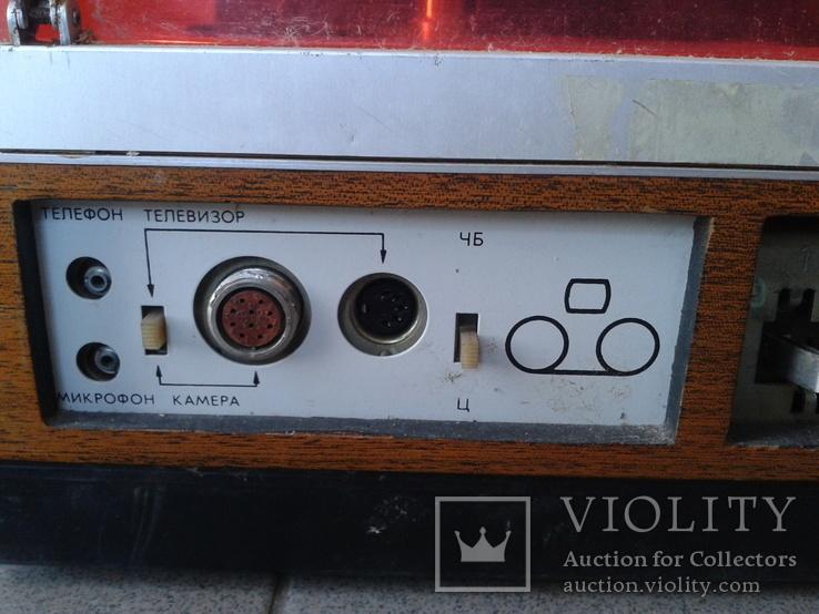 Видеомагнитофон 1979г., фото №7