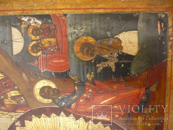 Икона ''Воскресение Христово''19в., фото №8