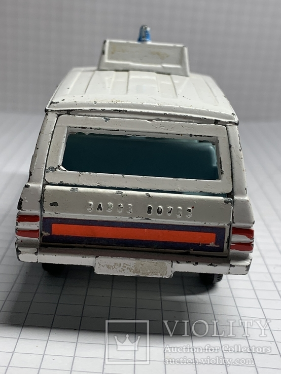 Dinky Toys RANGE ROVER Made in England, фото №4