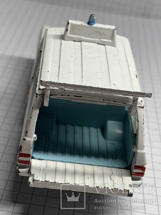Dinky Toys RANGE ROVER Made in England, фото №5