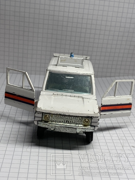 Dinky Toys RANGE ROVER Made in England, фото №6