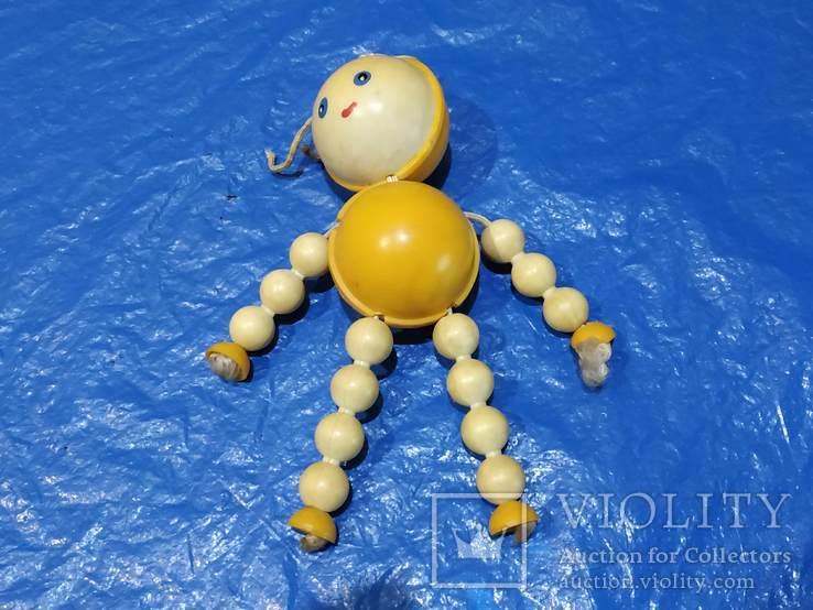 Игрушка на резинках СССР, фото №2